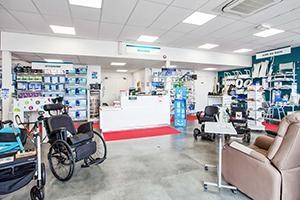accueil nos services vente et conseil spécialisé handicap Bastide le confort médical boulogne-sur-mer