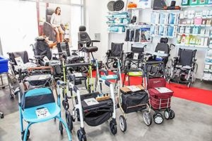 mobilité déambulateur cannes produit santé vente et location bastide Boulogne-sur-mer